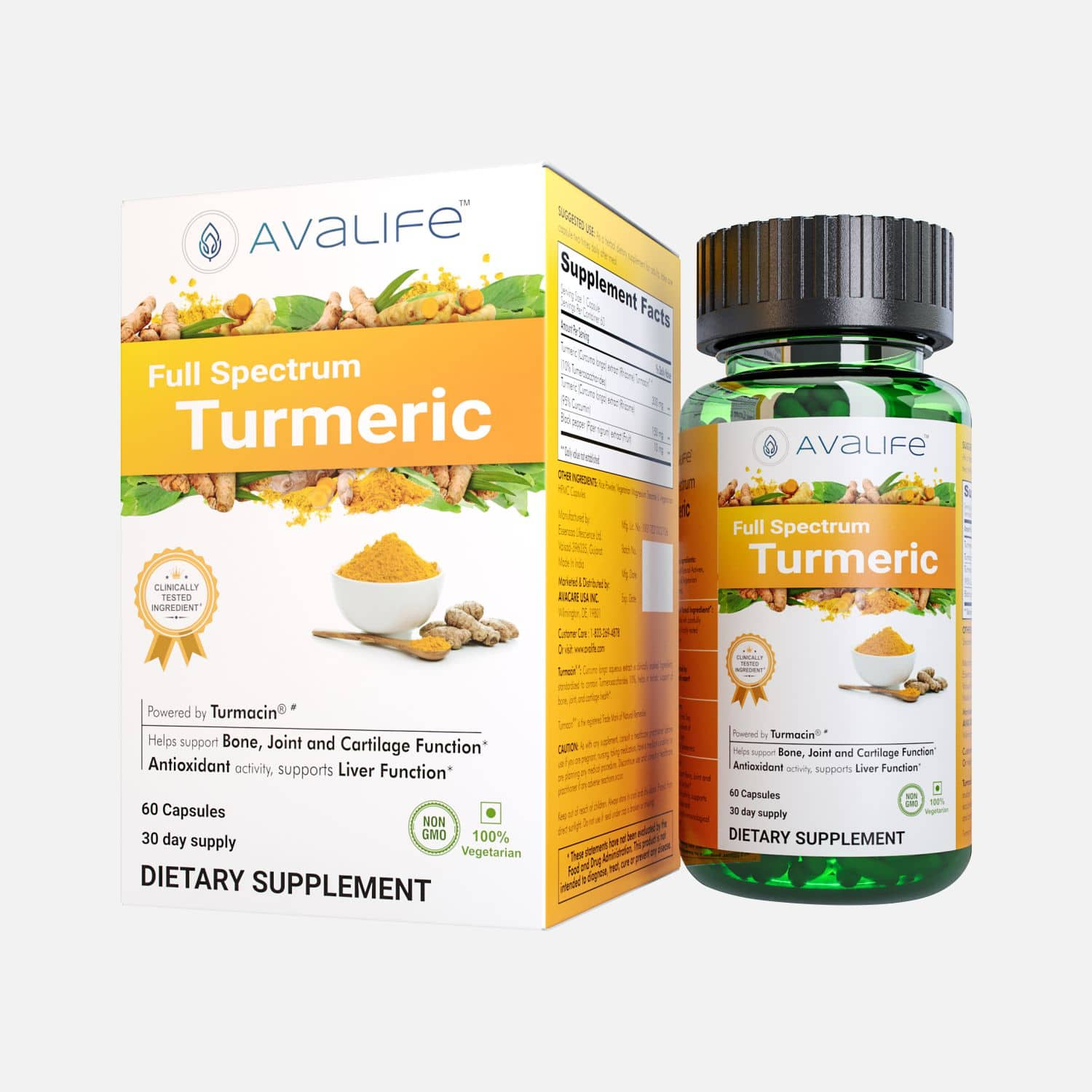 Full Spectrum Turmeric